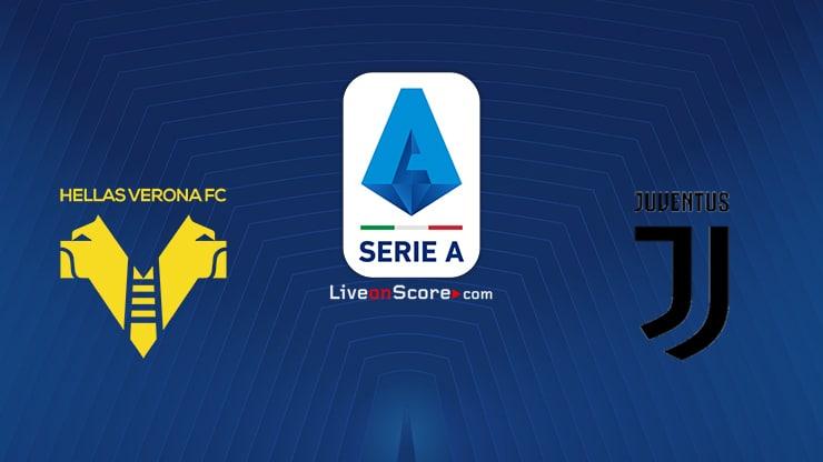 Verona vs Juventus Preview and Prediction Live stream Serie Tim A 2021