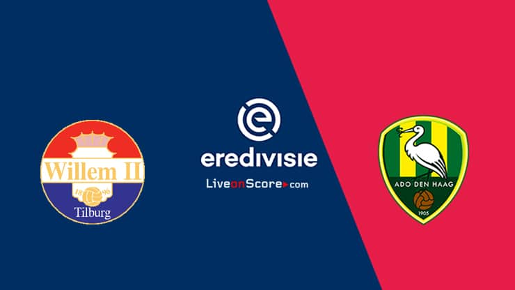 Willem II vs Den Haag Preview and Prediction Live stream  Eredivisie 2021