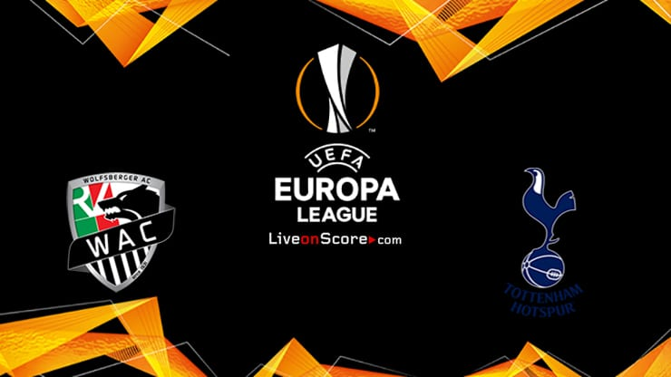 Wolfsberger AC vs Tottenham Preview and Prediction Live stream UEFA Europa League 1/16 Finals  2021