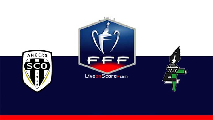 Angers vs Franciscain Preview and Prediction Live stream Coupe de France 2021