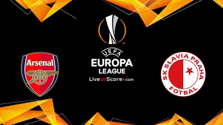 Arsenal vs Slavia Prague Preview and Prediction Live stream UEFA Europa League 1/4 Finals  2021
