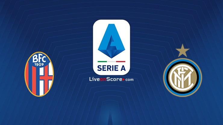 Bologna vs Inter Preview and Prediction Live stream Serie Tim A 2021