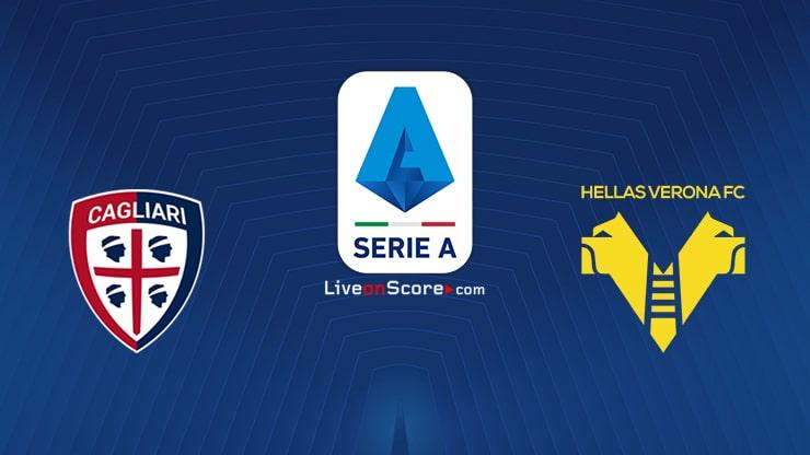 Cagliari vs Verona Preview and Prediction Live stream Serie Tim A 2021