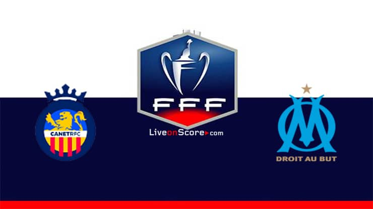 Canet Roussillon vs Marseille Preview and Prediction Live stream Coupe de France 2021