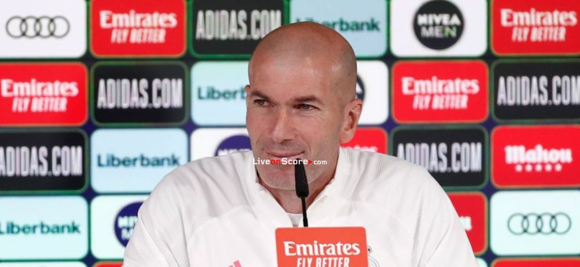 "Zidane: ""LaLiga is still there to be won by anyone"""