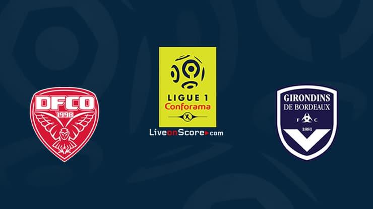 Dijon vs Bordeaux Preview and Prediction Live stream Ligue 1 – 2021