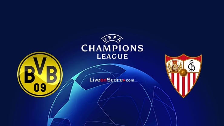 Dortmund vs Sevilla Preview and Prediction Live stream UEFA Champions League 1/8 Finals  2021