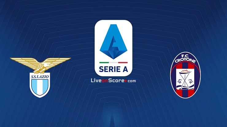 Lazio vs Crotone Preview and Prediction Live stream Serie Tim A 2021