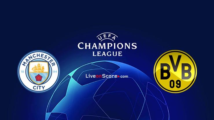 Manchester City vs Dortmund Preview and Prediction Live stream UEFA Champions League 1/4 Finals  2021