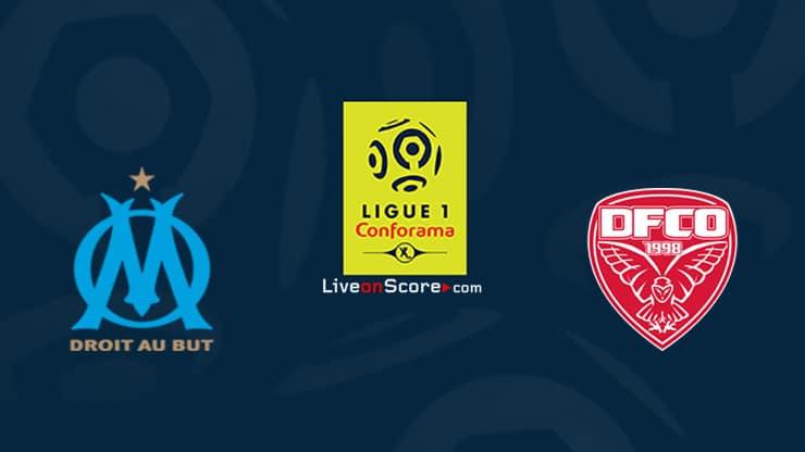 Marseille vs Dijon Preview and Prediction Live stream Ligue 1 – 2021