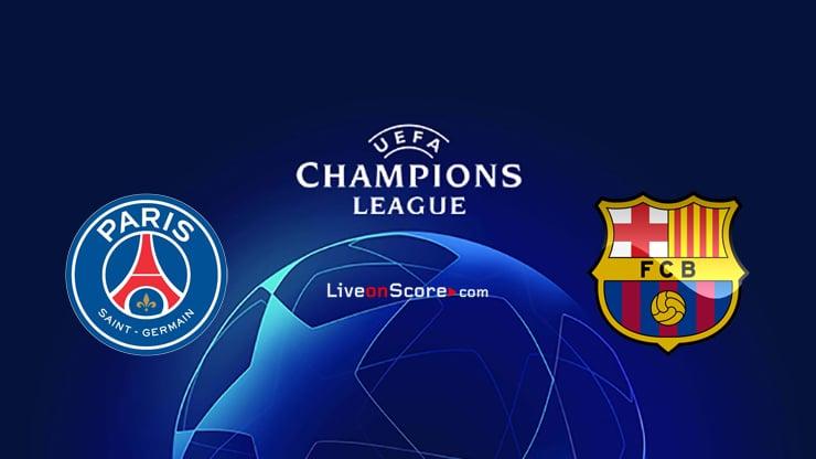 Paris SG vs Barcelona Preview and Prediction Live stream UEFA Champions League 1/8 Finals  2021