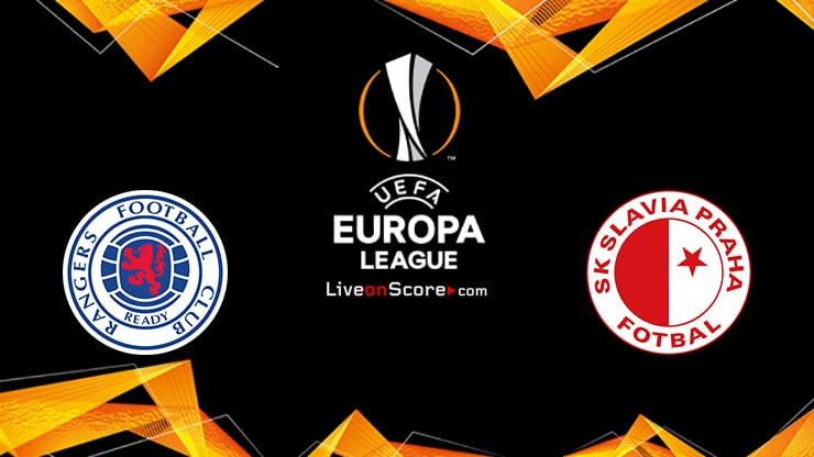 Rangers vs Slavia Prague Preview and Prediction Live stream UEFA Europa League 1/8 Finals  2021