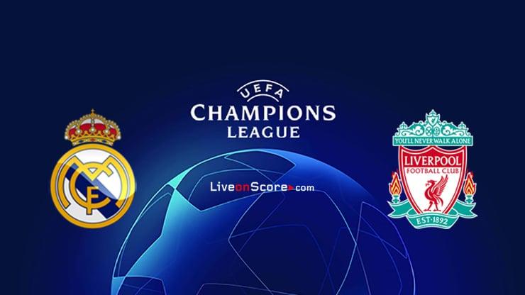 Real Madrid Vs Liverpool Vorschau Und Vorhersage Live Stream Uefa Champions League 1 4 Finale 2021