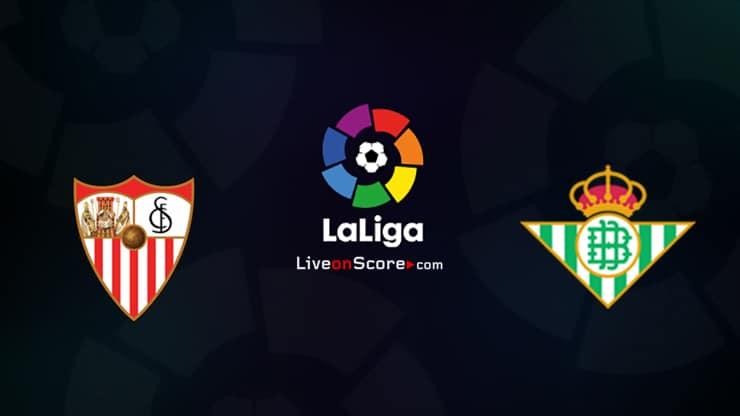 Sevilla vs Betis Preview and Prediction Live stream LaLiga Santander 2021