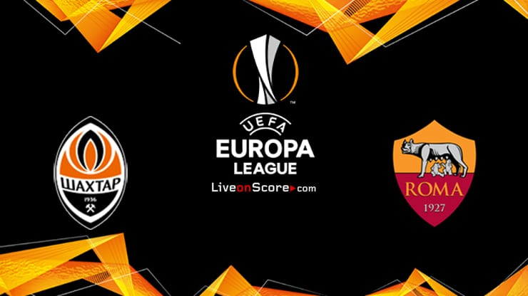 Shakhtar Donetsk vs AS Roma Preview and Prediction Live stream UEFA Europa League 1/8 Finals  2021