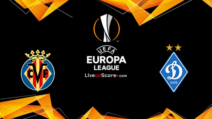 Villarreal vs Dyn. Kyiv Preview and Prediction Live stream UEFA Europa League 1/8 Finals  2021