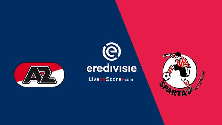 AZ Alkmaar vs Sparta Rotterdam Preview and Prediction Live stream  Eredivisie 2021
