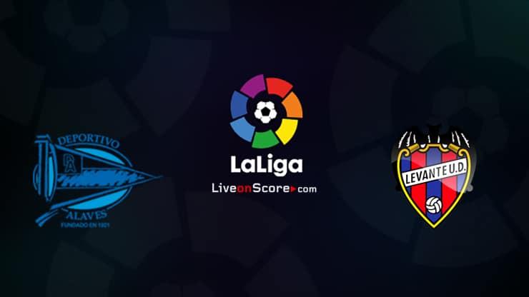 Alaves vs Levante Preview and Prediction Live stream LaLiga Santander 2021