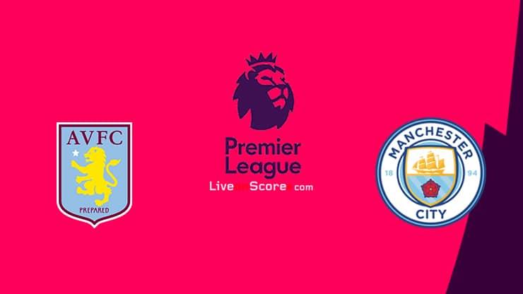 Aston Villa vs Manchester City Preview and Prediction Live stream Premier League 2021