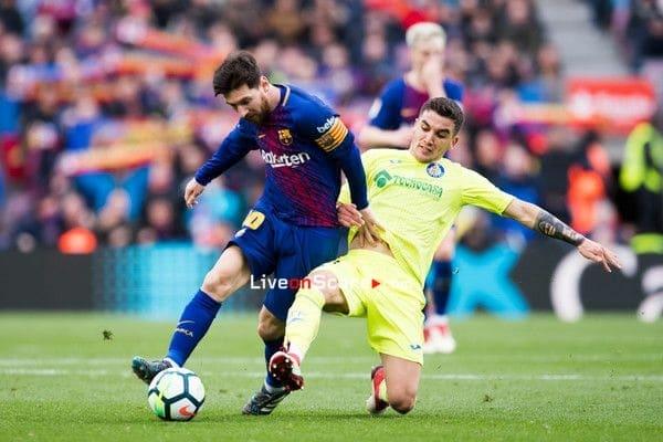 barcelona vs getafe - photo #4