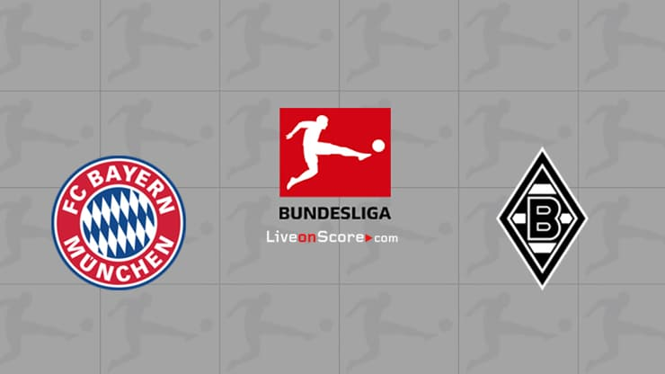 Bayern Munich vs B. Monchengladbach Preview and Prediction Live stream Bundesliga 2021