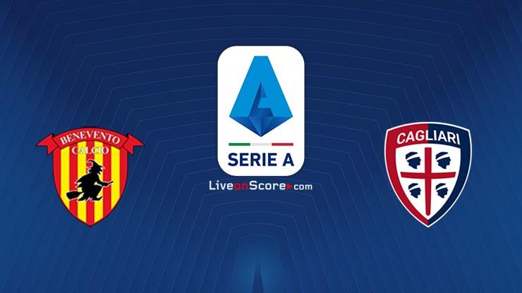 Benevento vs Cagliari Preview and Prediction Live stream Serie Tim A 2021