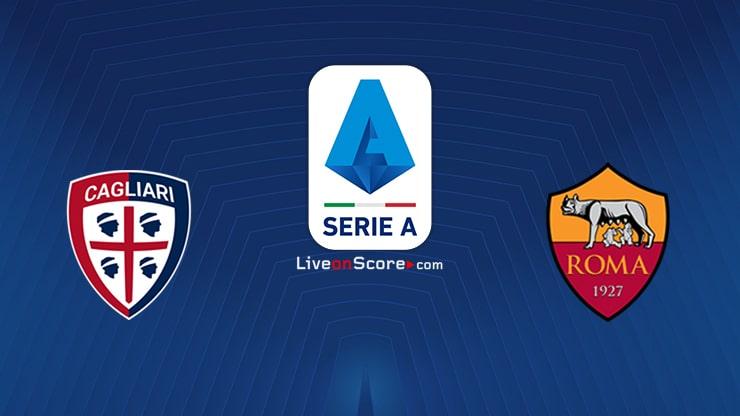 Cagliari vs AS Roma Preview and Prediction Live stream Serie Tim A 2021