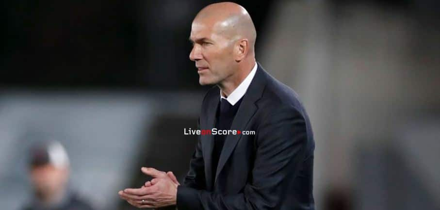 """Zidane: """"This team is full of character and is always hungry for more"""""""