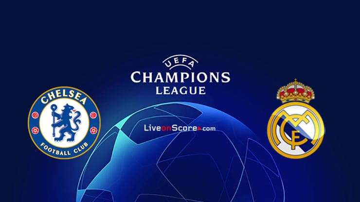 Chelsea vs Real Madrid Preview and Prediction Live stream UEFA Champions League 1/2 Finals  2021