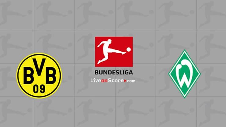 Dortmund vs Werder Bremen Preview and Prediction Live stream Bundesliga 2021