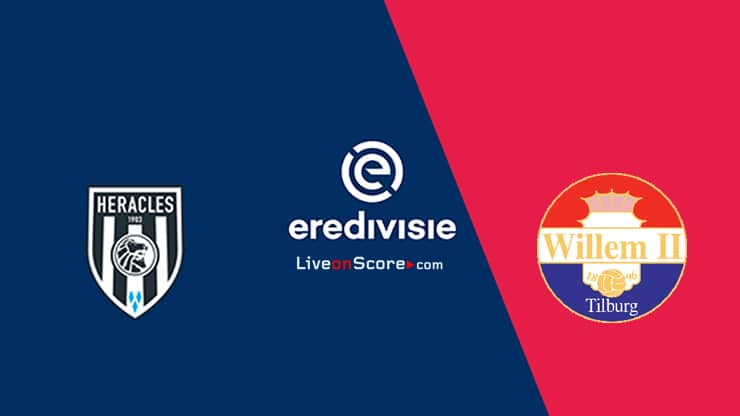 Heracles vs Willem II Preview and Prediction Live stream  Eredivisie 2021
