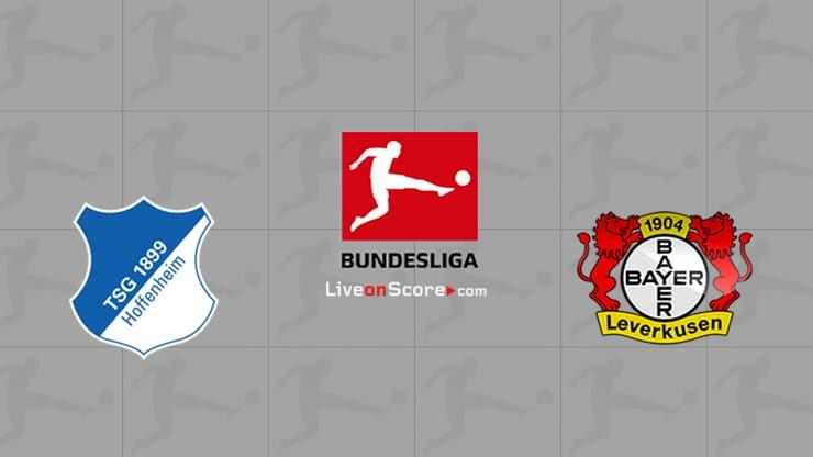 Hoffenheim vs Bayer Leverkusen Preview and Prediction Live stream Bundesliga 2021