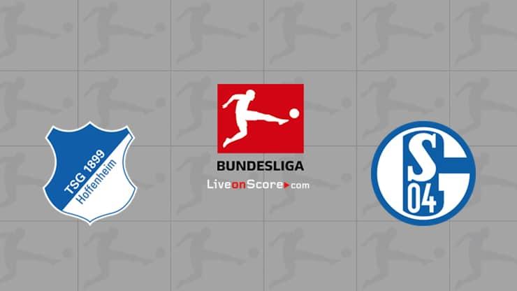 Hoffenheim vs Schalke Preview and Prediction Live stream Bundesliga 2021