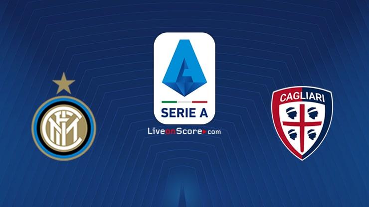 Inter vs Cagliari Preview and Prediction Live stream Serie Tim A 2021