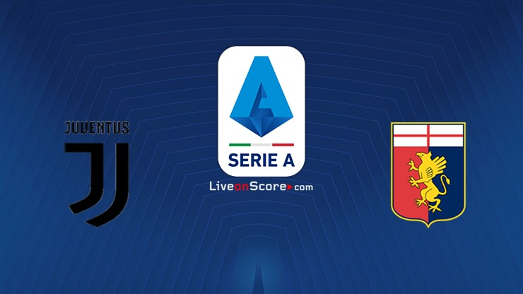 Juventus vs Genoa Preview and Prediction Live stream Serie Tim A 2021