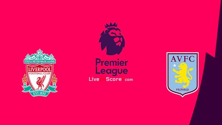 Liverpool vs Aston Villa Preview and Prediction Live stream Premier League 2021