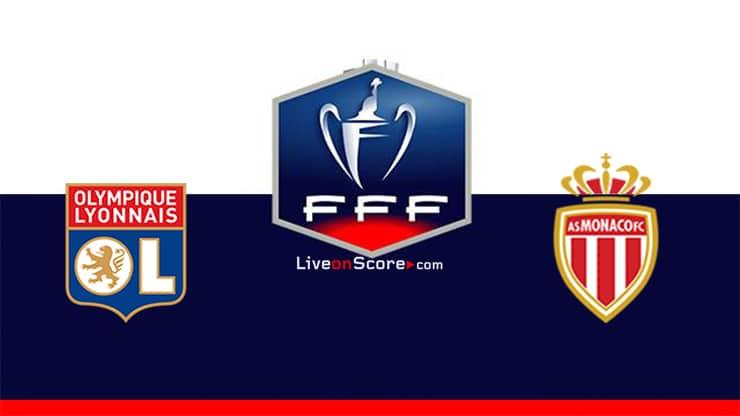 Lyon vs Monaco Preview and Prediction Live stream Coupe de France 2021