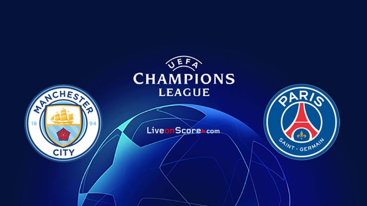 Manchester City vs Paris SG Preview and Prediction Live stream UEFA Champions League 1/2 Finals  2021
