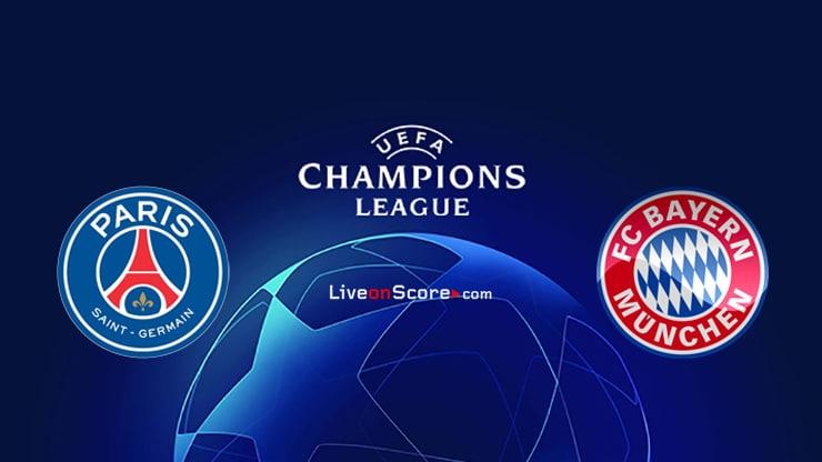 Paris SG vs Bayern Munich Preview and Prediction Live ...