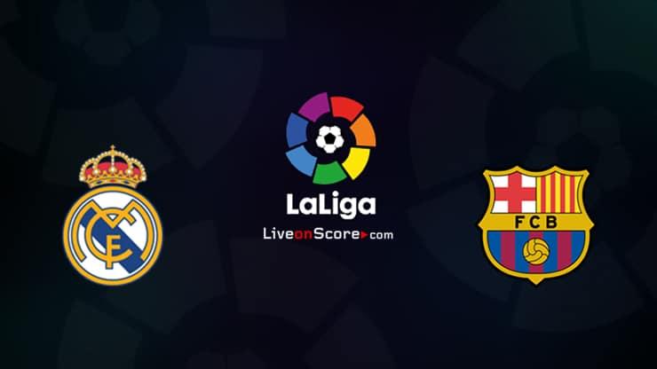 Real Madrid vs Barcelona Preview and Prediction Live stream LaLiga Santander 2021
