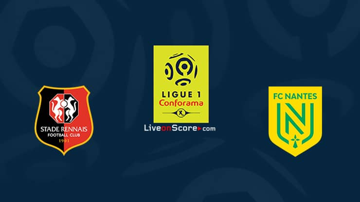 Rennes vs Nantes Preview and Prediction Live stream Ligue 1 – 2021