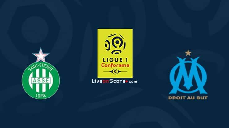 St Etienne vs Marseille Preview and Prediction Live stream Ligue 1 – 2021