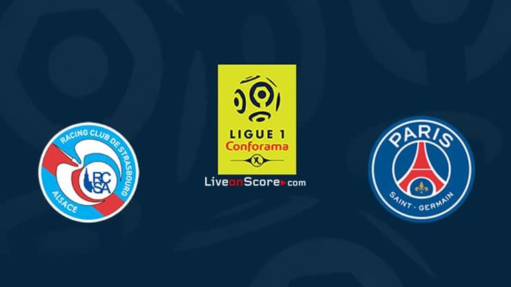 Strasbourg vs Paris SG Preview and Prediction Live stream Ligue 1 – 2021