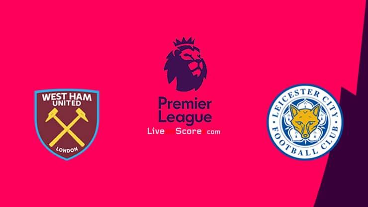 West Ham vs Leicester Preview and Prediction Live stream Premier League 2021