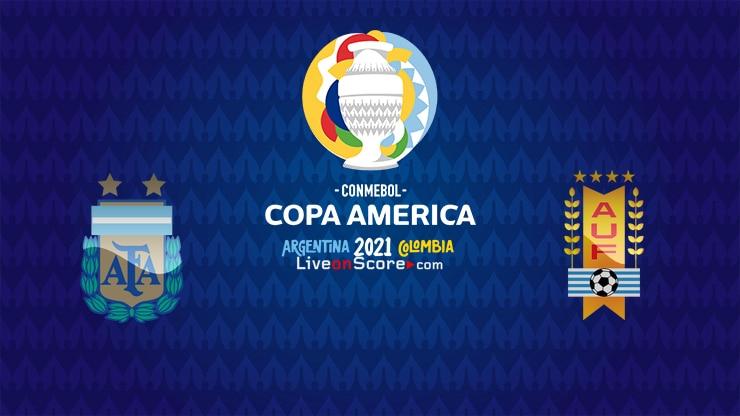 Argentina vs Uruguay Preview and Prediction Live stream – Copa America  2021