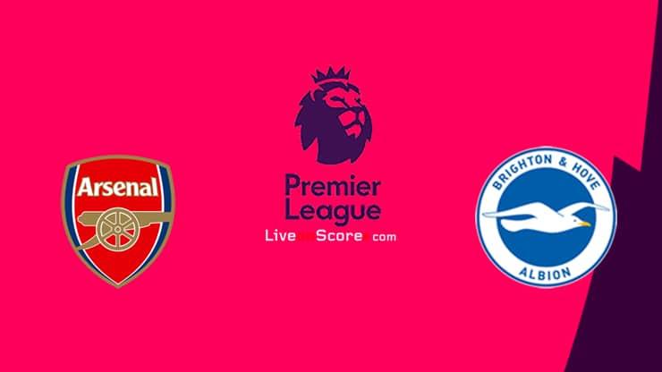 Arsenal vs Brighton Preview and Prediction Live stream Premier League 2021