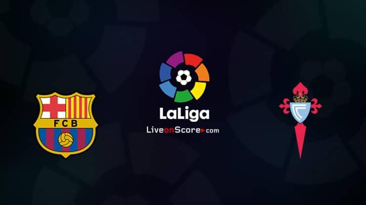 Barcelona vs Celta Vigo Preview and Prediction Live stream LaLiga Santander 2021
