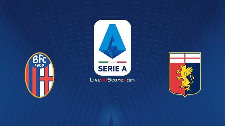 Bologna vs Genoa Preview and Prediction Live stream Serie Tim A 2021