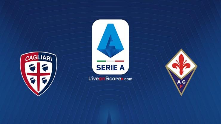 Cagliari vs Fiorentina Preview and Prediction Live stream Serie Tim A 2021