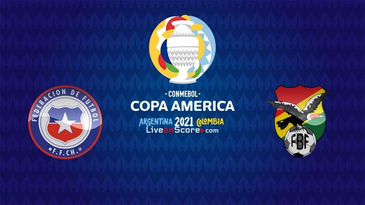 Chile vs Bolivia Preview and Prediction Live stream – Copa America  2021